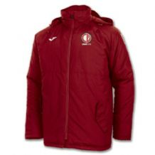 Crewe United Anorak Everest Jacket Red - Adults 2018